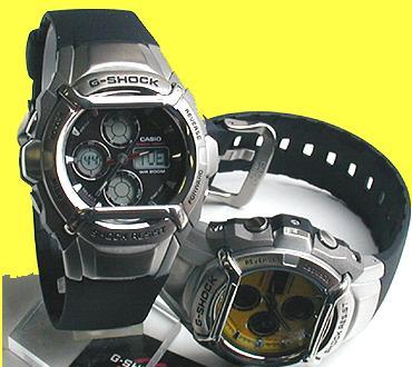 CASIO Gショック アナログコックピット G511-1AV黒・G-511-9AV黄