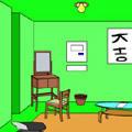 脱出ゲーム(ドアのない部屋)