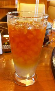 ココスドリンクバー 紅茶