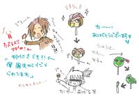 幼稚園絵茶ログ6/28