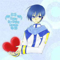 お誕生日おめでとうございました!