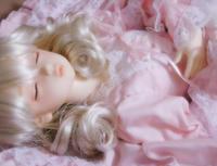 よく寝る子…。