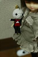 呪い人形。