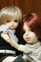 シスコンと妹。