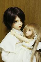 天使と神父
