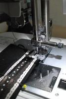 縫い縫い。