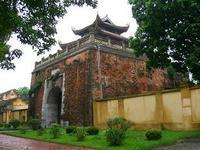 ハノイ城北門