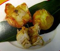 野菜丸焼き