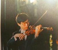 川畠成道バイオリンコンサート (於:ハノイ)