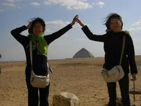 屈折ピラミッド2