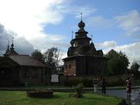 歴史的建物木造
