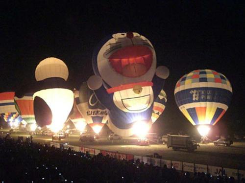 baloon festa
