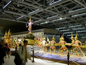 バンコク国際空港