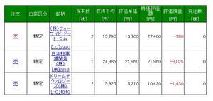 2006/6/9持ち株