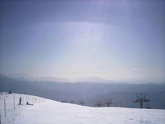 菅平~浅間山方向