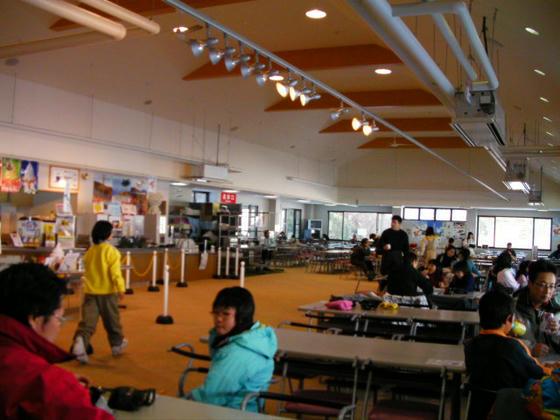 10:13 センターハウス内レストラン