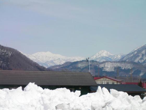 1156 第6Pから見えた山