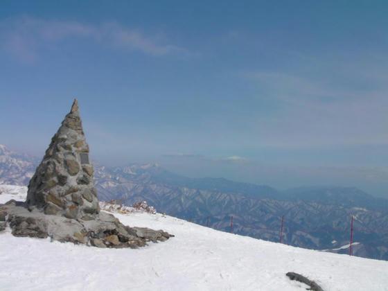 1229 ケルンと戸隠スキー場