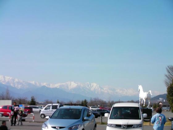 1458 爺が岳、鹿島槍ヶ岳、五龍岳、唐松岳と綺麗に見えていた