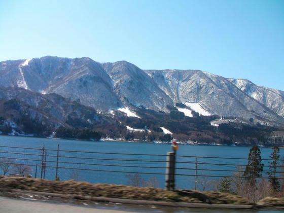 1431 来期は再開できそうな青木湖