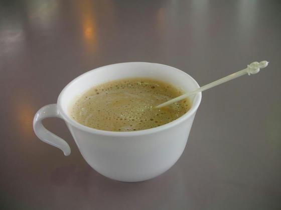 736 アリスの無料コーヒーを頂きました。感謝!