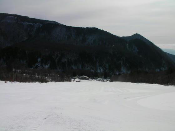 952 広大な中緩斜面のエコーゲレンデ