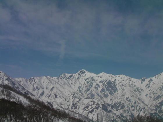 906 やはり五竜岳の存在が大きい