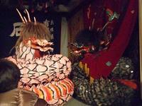 有福温泉神楽団『大蛇』①