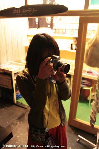 目指せ!カメラ女子☆