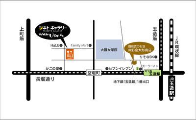 仲野金太郎商店MAP
