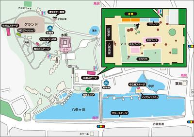 ソングライン全体MAP