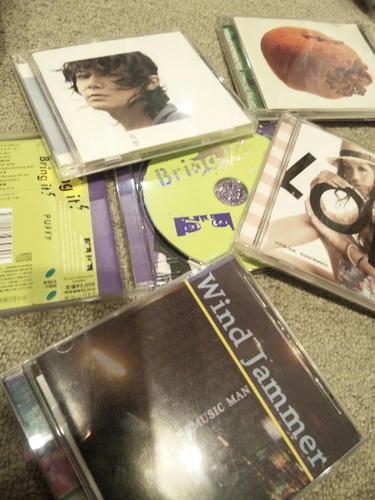 お手本CDたち
