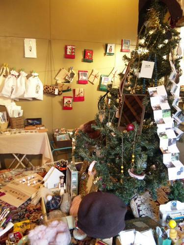 小さなクリスマスマーケット