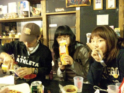 RYOさんとGounとJimin