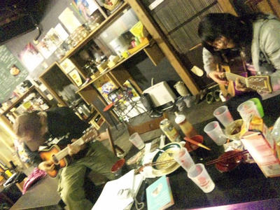 RYOさんとGounのギターレッスン