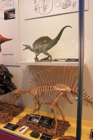 佐賀県立宇宙科学館『恐竜展2』その3