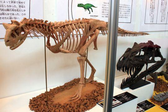 佐賀県立宇宙科学館『恐竜展2』その6