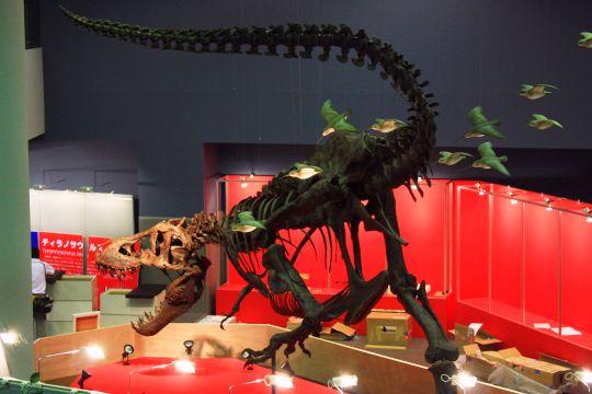 ティラノサウルス その6