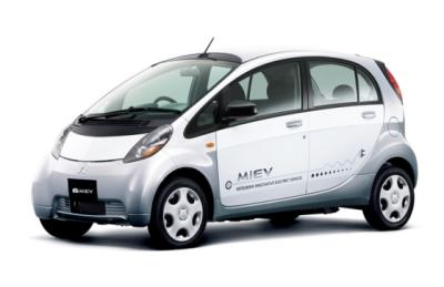 三菱自動車 i-MiEV
