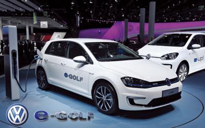 e-ゴルフ