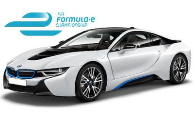 フォーミュラE BMW
