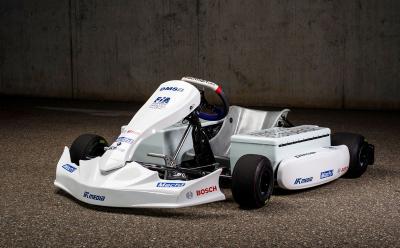 Bosch E-Kart