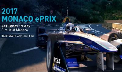 モナコ ePrix