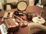 楽器大集合!