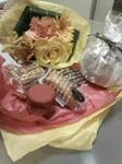 お花とお菓子☆