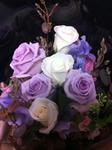 サプライズの花束