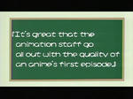 アニメの第1話は作画も気合はいってていいよね!