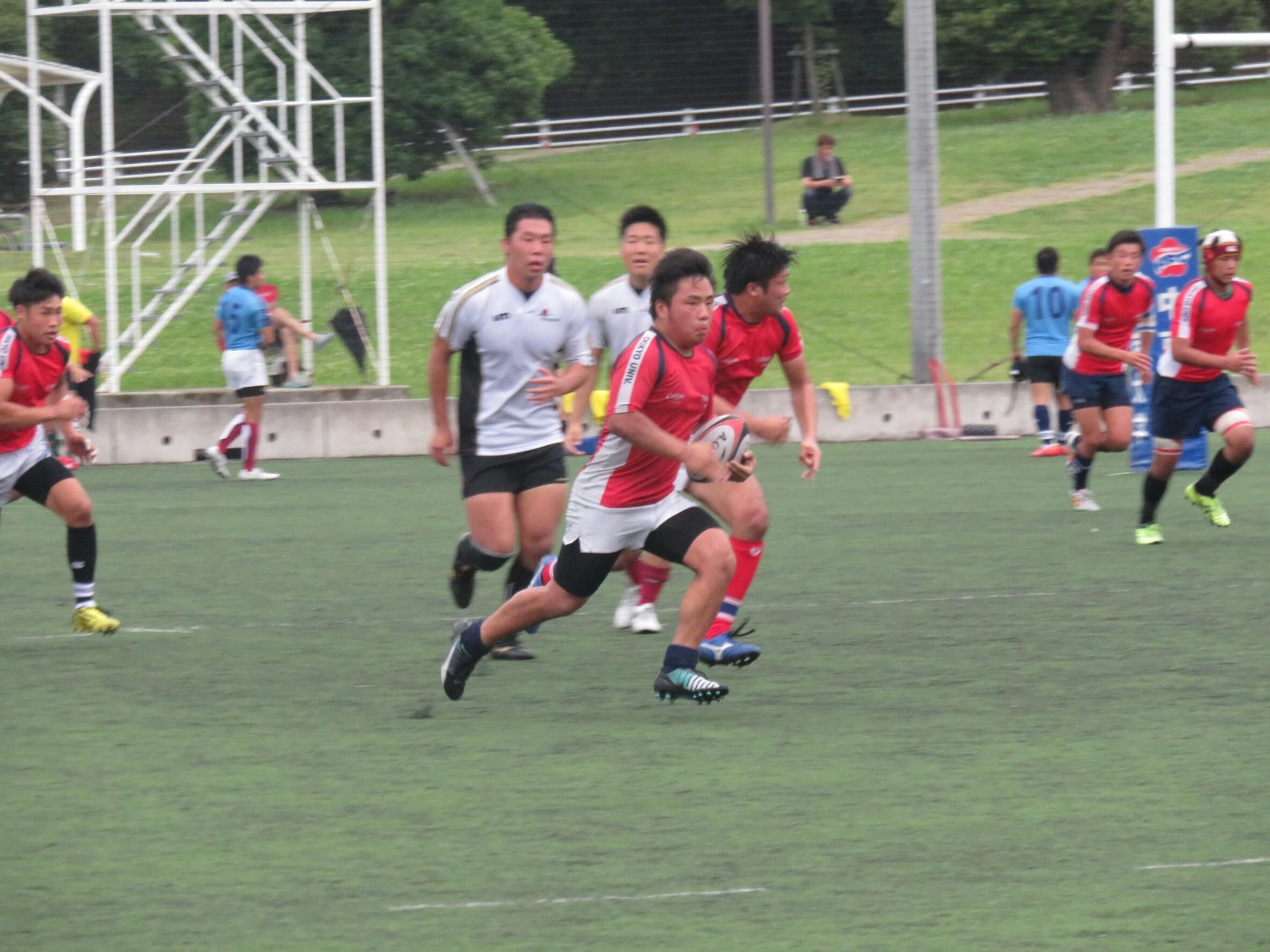中京大学ラグビー部ブログ