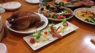2011クリスマディナー