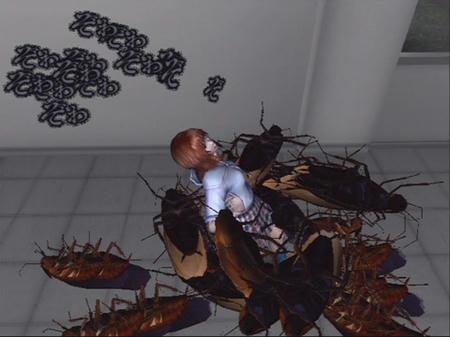 ゴキブリ大量発生